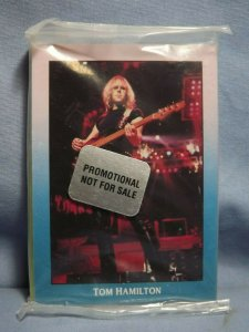 BROCKUM Rock & Roll Trading Cards SEALED Complete Set PROMO RARE POP METAL L@@K!