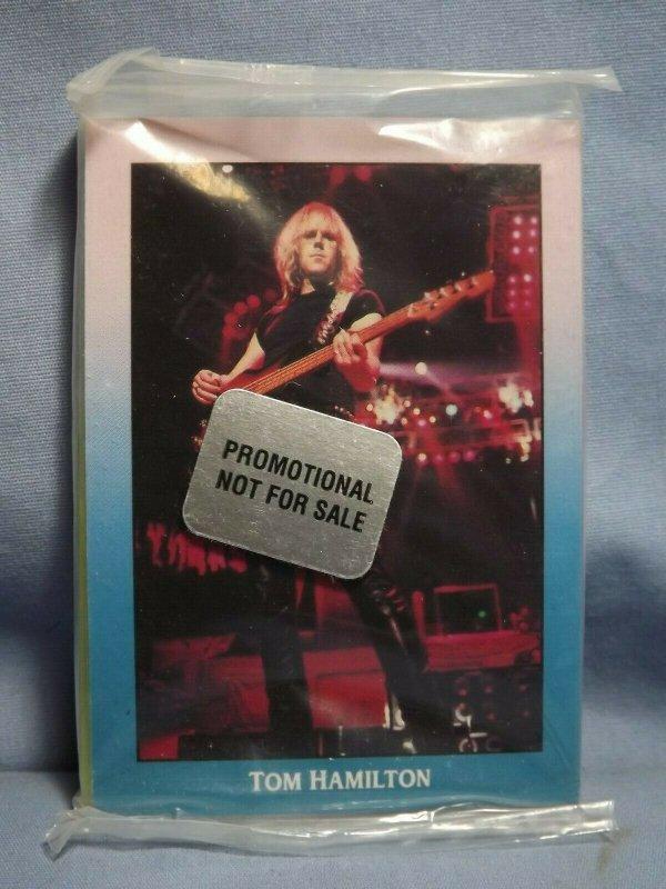 BROCKUM Rock & Roll Trading Cards SEALED Complete Set PROMO RARE POP METAL L@@K!