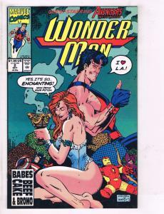 Lot Of 9 Wonder Man Marvel Comic Book # 2 3 4 5 6 7 8 9 10 Super Heroes TW33