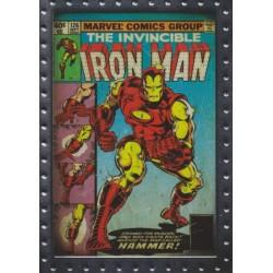2010 Upper Deck Iron Man 2 Movie Classic Comic Covers IRON MAN #126 CC8