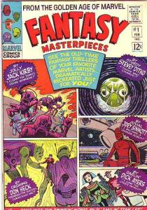 Fantasy Masterpieces #1 (Feb-66) VF- High-Grade