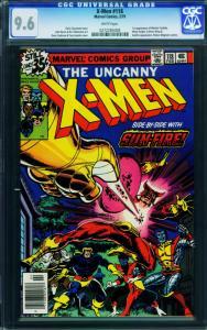 X-Men #118-CGC 9.6-1st MARIKO YASHIDAT-White Pages 0272285008