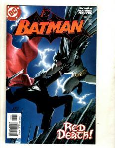 Batman # 635 NM 1st Print DC Comic Book Joker Robin Catwoman Harley Quinn SM8