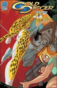 Gold Digger (3rd Series) #208 VF/NM; Antarctic   save on shipping - details insi