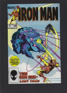 Iron Man #198 (1985)
