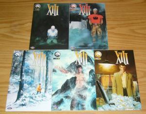 XIII #1-5 VF/NM complete series - alias comics set 2 3 4 2005