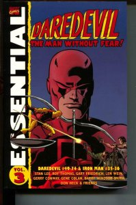Essential Daredevil: The Man Without Fear!-Vol. 3-Paperback-VG/FN