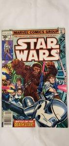 Star Wars #3 - FN/VF - 1st Series -Gil Kane Cover