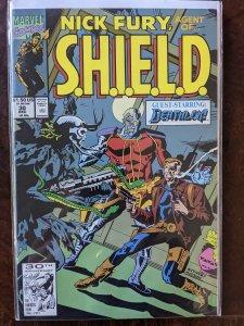 Nick Fury, Agent of SHIELD #30 (1991)
