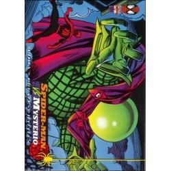 1994 Fleer Amazing spider-man SPIDER-MAN VS. MYSTERIO #110