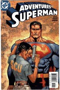 Adventures of Superman #629 NM+