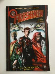 Freshmen Volume 1 Tpb Softcover Sc Near Mint Nm Top Cow