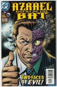 Azrael Agent Of The Bat #96 Two-Face January 2003 DC