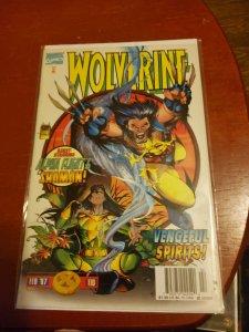 Wolverine #110 (1997)