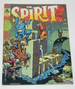The Spirit #4 October 1974 Warren Magazine FN/VF