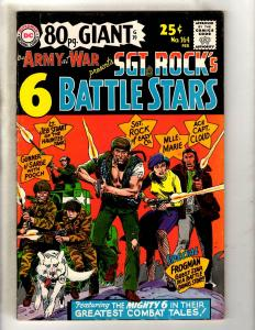 Our Army At War # 164 FN/VF DC Silver Age Comic Book Joe Kubert Sgt. Rock JL10