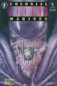 Aliens: Colonial Marines #1, NM + (Stock photo)