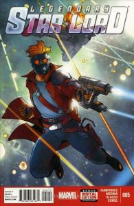 Legendary Star Lord #5 VF/NM; Marvel | save on shipping - details inside