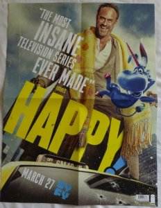 HAPPY Promo Poster , 18 x 24, 2019, IMAGE,  Unused more in our store 050