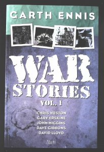 War Stories: Trade Paperback #1, NM + (Actual scan)