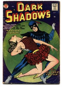 DARK SHADOWS #1 First Issue 1957-HORROR comic book-vg