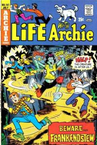Life with Archie (1958 series) #147, Fine (Stock photo)