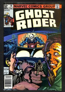 Ghost Rider #58 (1981)