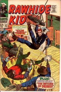 RAWHIDE KID (1960-1979) 62 VG-F Feb. 1968 COMICS BOOK