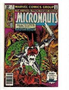 15 Micronauts Marvel Comics # 29 30 33 36 37 38 40 41 43 45 46 50 54 ANN 1 2 UD4