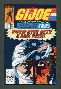 G.I. Joe #94 /  8.5 VFN+  /  December 1989
