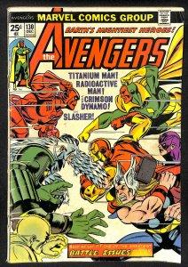 The Avengers #130 (1974)