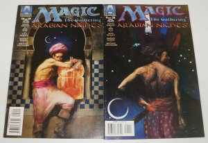 Arabian Nights on the World of Magic the Gathering #1-2 FN+ complete series