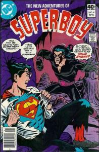 DC THE NEW ADVENTURES OF SUPERBOY #4 VF