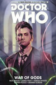 Doctor Who: The Tenth Doctor Year Two HC #4 VF/NM; Titan | save on shipping