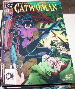 CATWOMAN  # 3 1993 DC selena kyle  batmans fiancee rebirth wedding