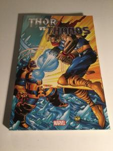 Thor Vs Thanos Tpb Nm Near Mint Marvel Comics