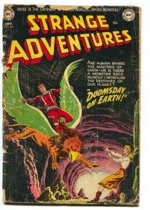 Strange Adventures 24 1952-DC-sci-fi thrills-Captain Comet-G