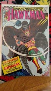 Hawkman #16 (DC, 1966) VG/FN