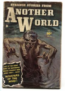 Strange Stories from Another World #4-pre-code horror-Norman Saunders cvr