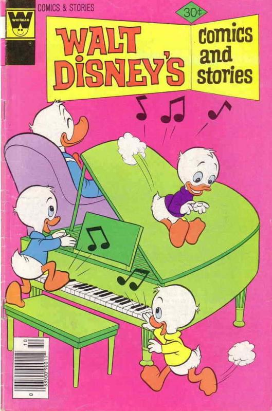Walt Disney's Comics and Stories #445 FN; Dell | save on shipping - details insi
