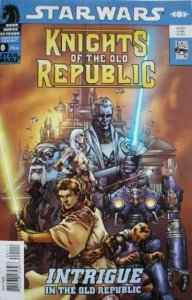 Star Wars: Knights of the Old Republic #0, NM (Stock photo)