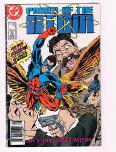 Power Of The Atom # 1 VG DC Comic Book Batman Superman Flash Wonder Woman B98