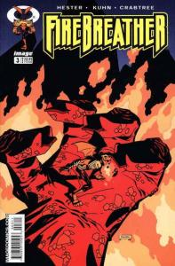 Firebreather #3 VF/NM; Image | save on shipping - details inside