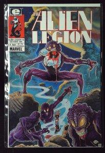 Alien Legion #10 (1985)