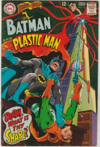 Brave and the Bold, The #76 (Mar-68) FN/VF+ High-Grade Batman, Plastic Man
