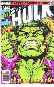 Incredible Hulk #225 (Jul-78) NM- High-Grade Hulk