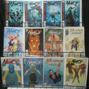 Namor The First Mutant (Marvel 2010) #1-11 Ann1 Lot Stuart Moore Ariel Olivetti