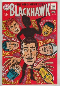 Blackhawk #240 (May-68) NM- High-Grade Black Hawk, Chop Chop, Olaf, Pierre,Ch...
