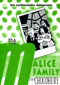 Malice Family, the #1 VF/NM; Les Cartoonistes Dangereux | save on shipping - det