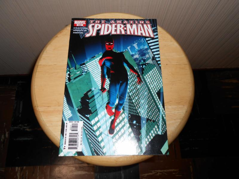 THE AMAZING SPIDER-MAN # 522 (SEPTEMBER 2005)